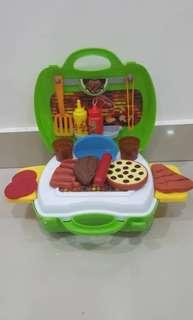 Pretend Play Learn BBQ set