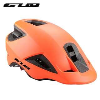 ***New GUB Orange Cross Country Helmet