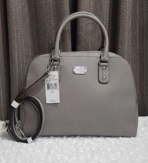 821a009e82cf Bnew Bnew Saffiano Leather Large Satchel Handbag