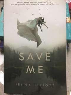 🚚 Save Me by Jenny Elliott