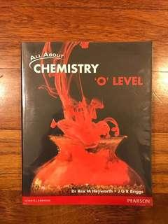 All About Chemistry textbook