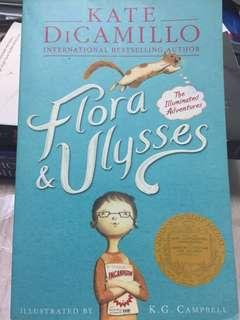 🚚 Flora Ulysses by Kate DiCamillo