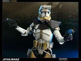 Sideshow Star Wars 1:6 Commander Bly
