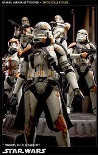 Sideshow Star Wars 1:6 Airborne Trooper