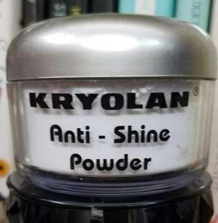 KRYOLAN Anti Shine Face and Body powder