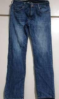 Bench OJ Straight Cut Jeans