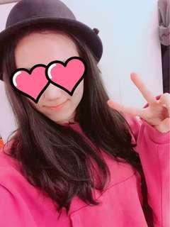 韓國帶回 黑色法式小圓帽 側邊有蝴蝶結🎀