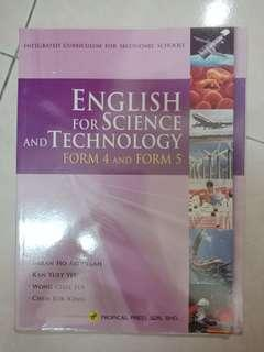 Science & Tech (Form 4-5)