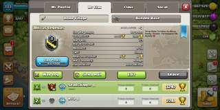 Clash Of Clans ( Clan )