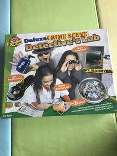 Deluxe Crime Scene