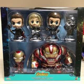 全新 Marvel Avengers Infinity War 6 Cosbaby