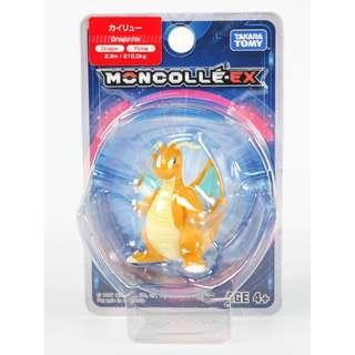 全新盒裝Pokemon寵物小精靈MC EX Figure-66 Dragonite (Asia Ver.) 啟暴龍