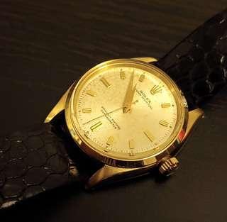 18K Rolex 6564