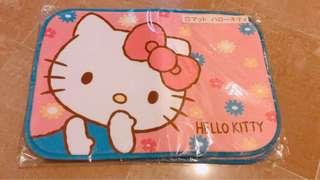 Hello Kitty 地毯 日本景品 新
