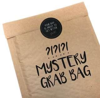 🚚 mystery supplies grab bag !!