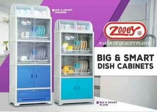 Big and Smart Dish Cabinet