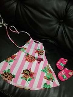 Take all baby girl branded clothes for 1 yr. Old