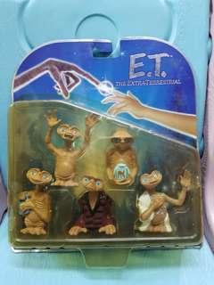 ET外星人 玩具 中古 絕版 E.T.