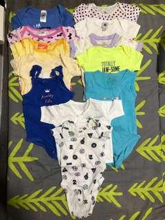 🚚 Baby Rompers (3-6mths)