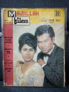 Rare MAJALAH FILEM (Bil.79) Oktober 1966