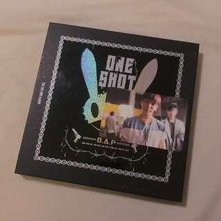 B.A.P. ONE SHOT ALBUM