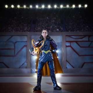 "POST LUNAR NEW YEAR MEGA SALE! LIMITED TIME ONLY! VERY RARE & HOT! LAST PIECE! Hasbro Marvel Legends Thor Ragnarok Loki 6"" Action Figures For SALE!"