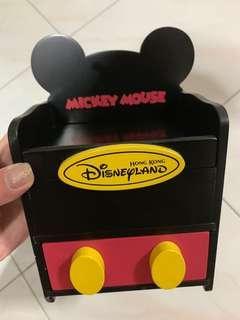 🚚 Hong Kong Disneyland Mickey Drawer
