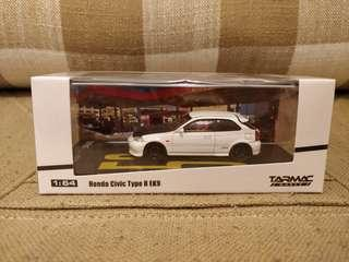 Tarmac Tokyo Auto Salon EK9 Clivic Type R 限定 not tomica tomytec minigt inno64