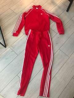 Brand new women's Adidas tracksuit