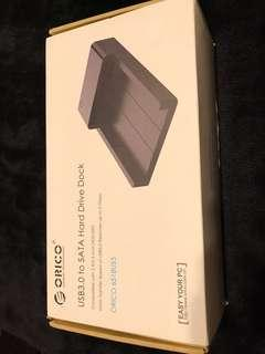 🚚 Used ORICO USB 3.0 SATA Hard Drive Dock for sale