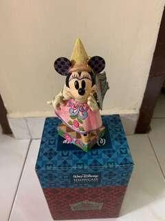 🚚 Precious Moments Disney Princess Minnie Figurine