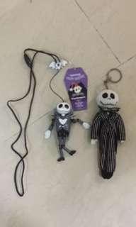 Nightmare 繩公仔 $50 和 二手扣公仔$30,不議價。只順豐自付。pm 和留言。全要$60 。