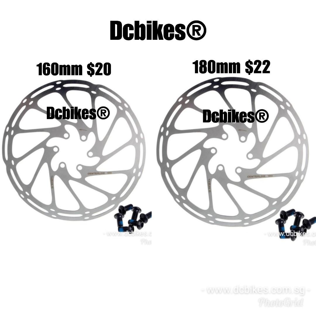 Sram Avid Centerline Mtb Bicycle Disk Brake Rotors Dcbikes