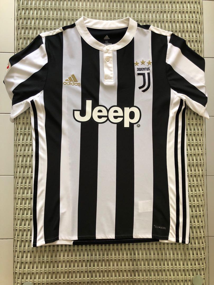2942ca22b Adidas💯% Authentic white black Juventus home jersey
