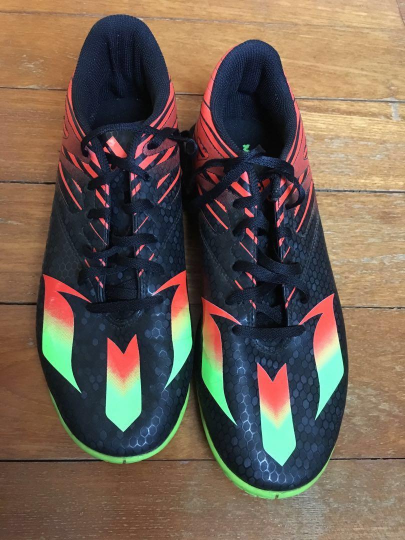 3bdc52f8a Adidas Messi 15.4 indoor soccer football shoes - US9.5 (Men s ...