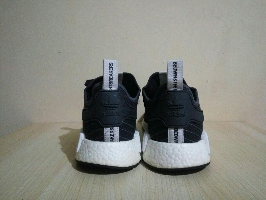 Adidas NMD R1Bedwin The Heartbreaker Aunthentic 100%.