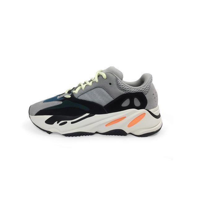 sports shoes b8aa9 06a3f Adidas Yeezy Wave Runner 700, Men s Fashion, Footwear, Sneakers on ...