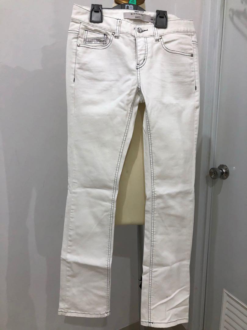 All under 50k. Ori Giordano jeans size 26. Kondisi bagus.