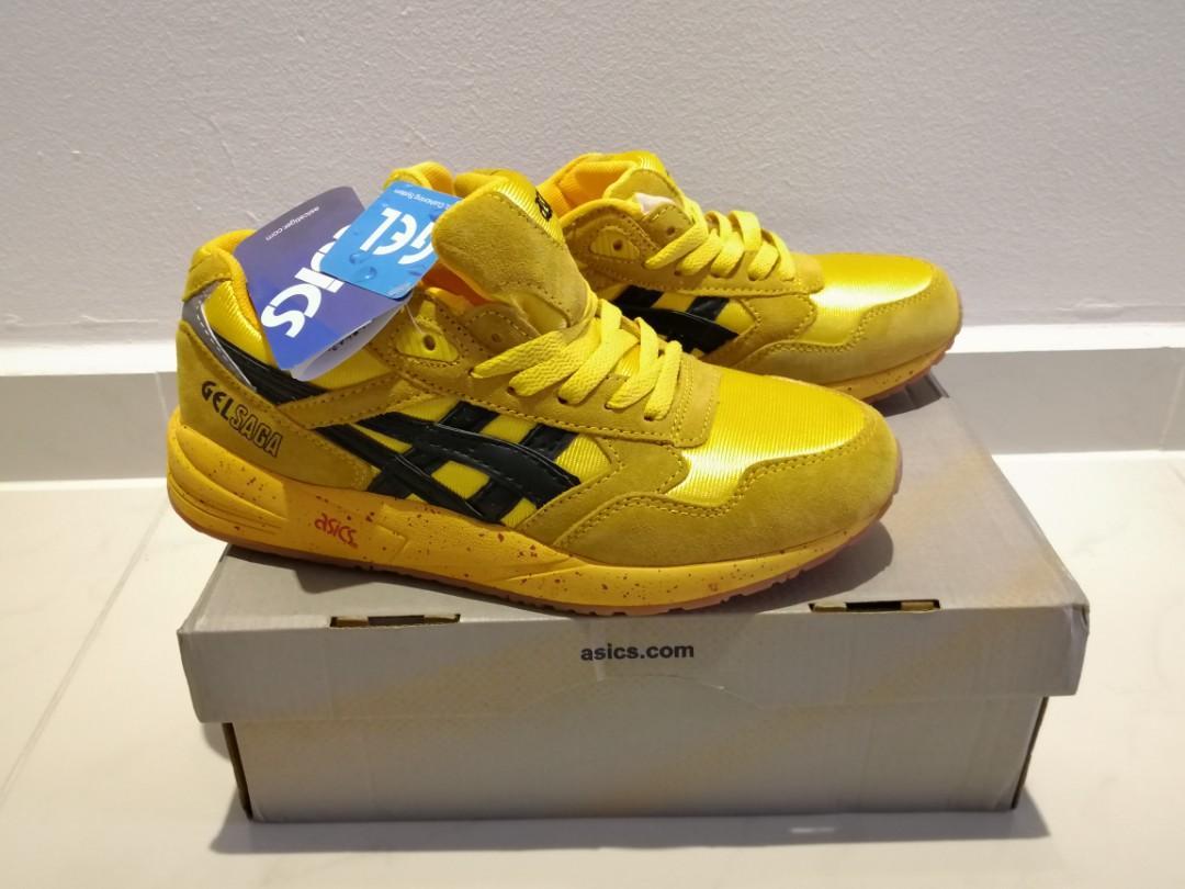 best sneakers 26510 73484 ASICS Gel Saga Kill Bill, Men's Fashion, Footwear, Sneakers ...