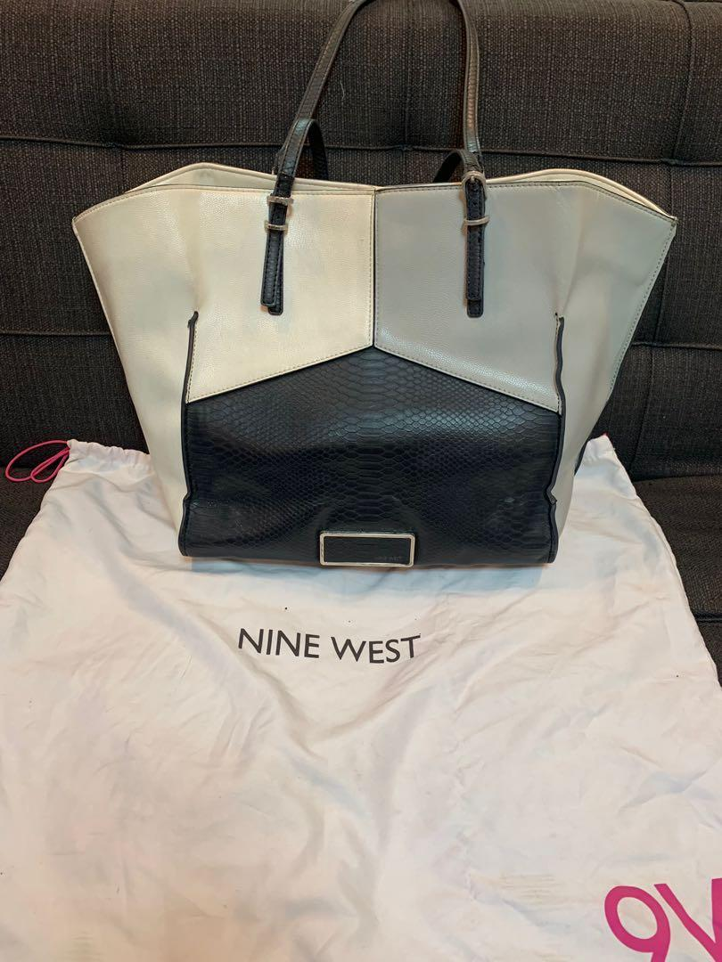 Auth- Nine West Tote