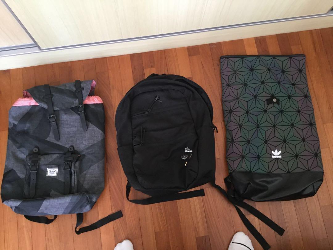 32391b2c6588 PRICE REDUCED  Backpacks for sale! Jordan