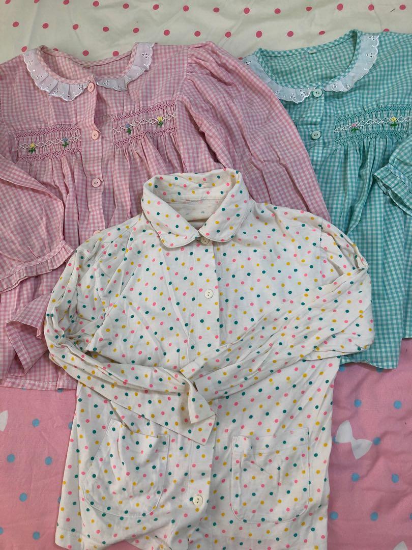 Children's pajamas for Sale 🌈☘️👀