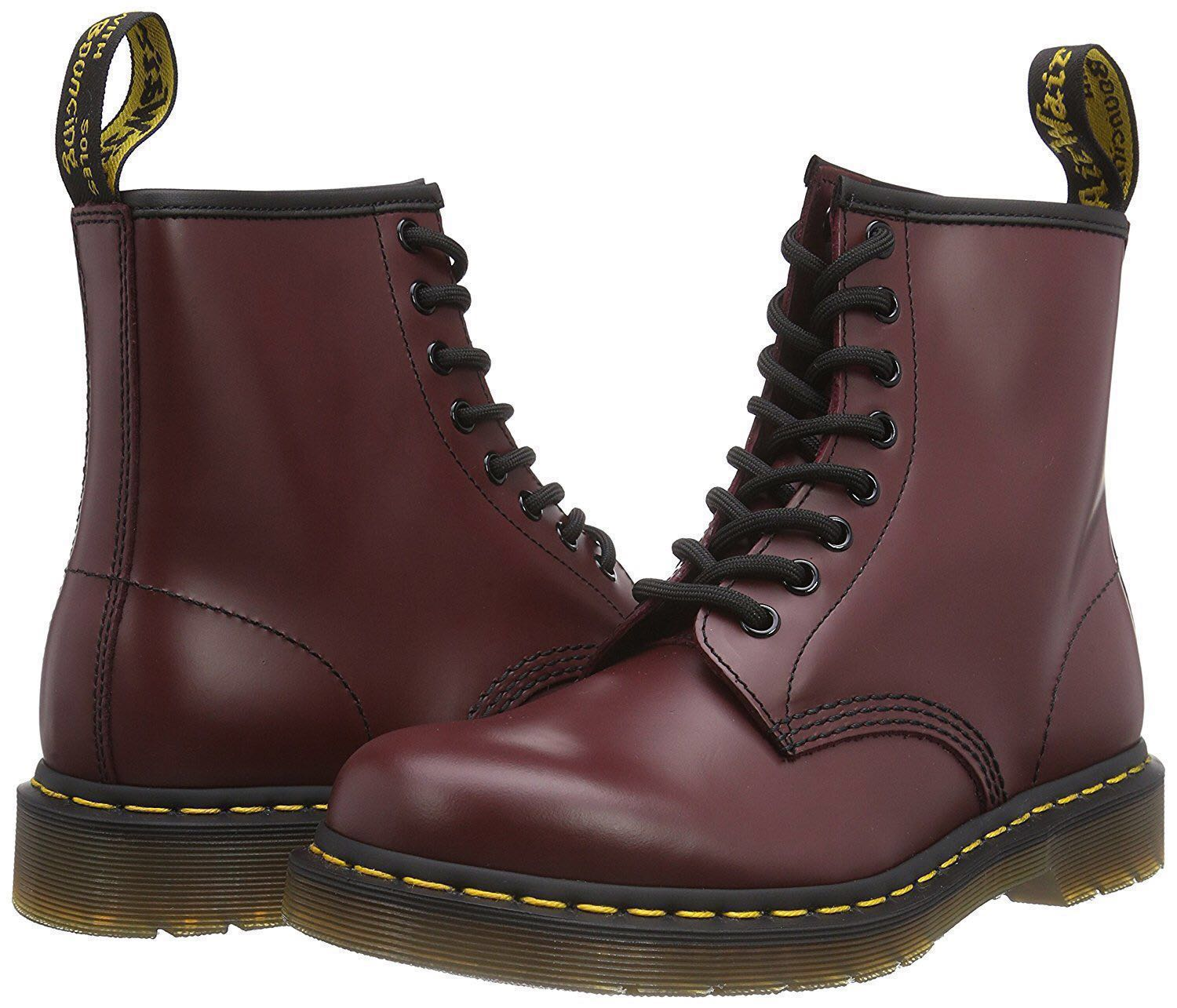 8c531392bc68 Dr Martens cherry red rouge 1460 W