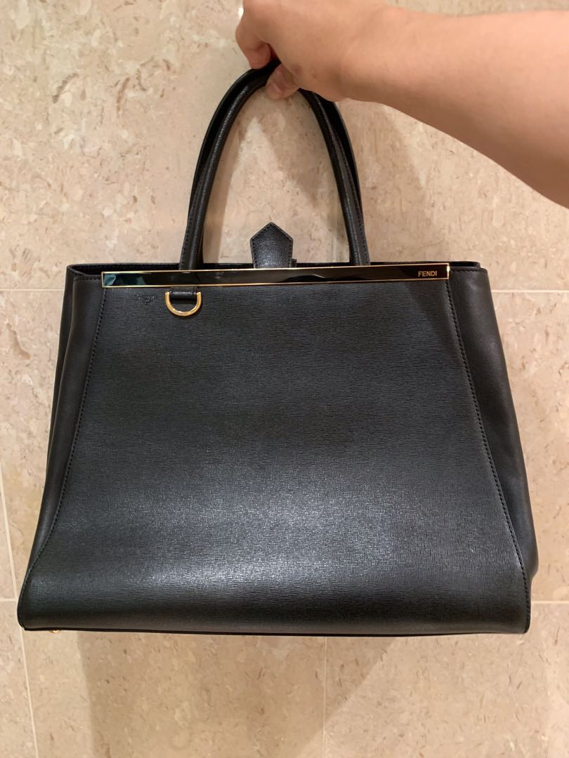 286d7a163 Fendi Classic tote, Luxury, Bags & Wallets, Handbags on Carousell