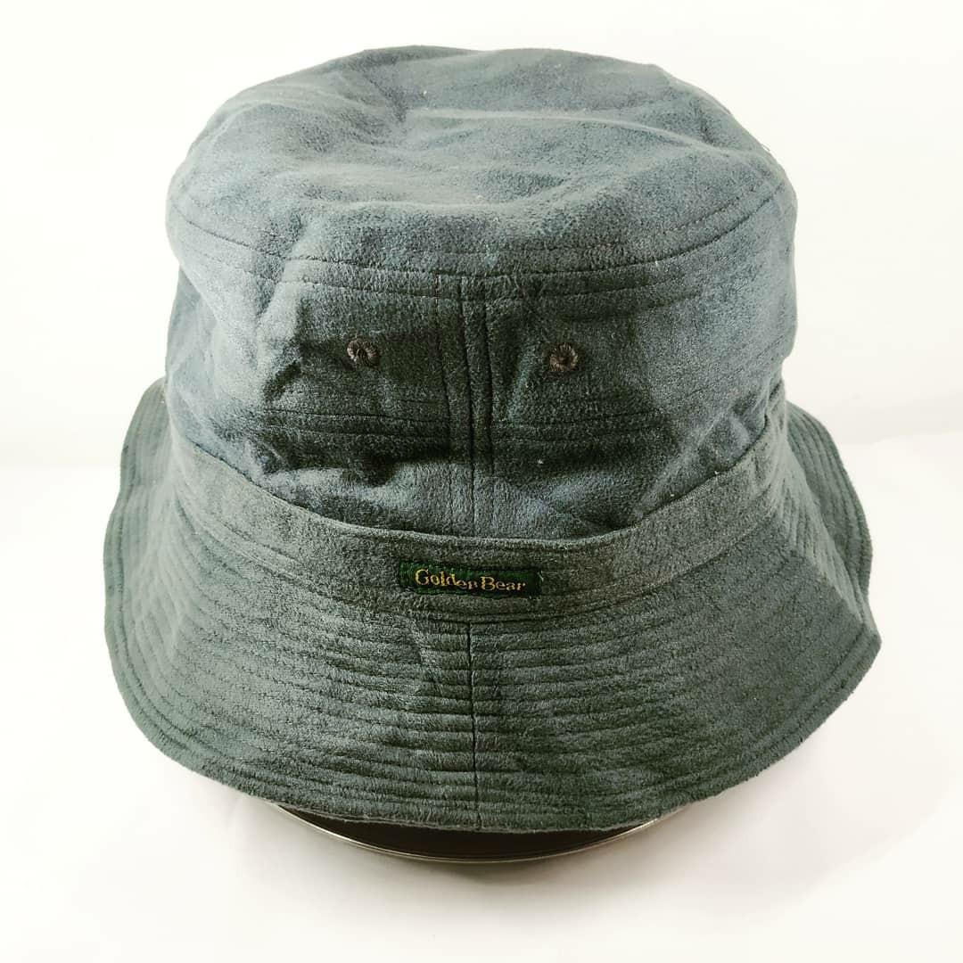 9001a9eb MMAR18 Golden Bear bucket hat cap japan vtg women men, Women's ...