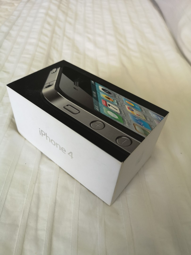 IPhone 4 Box, Mobile Phones & Tablets, iPhone, Others on