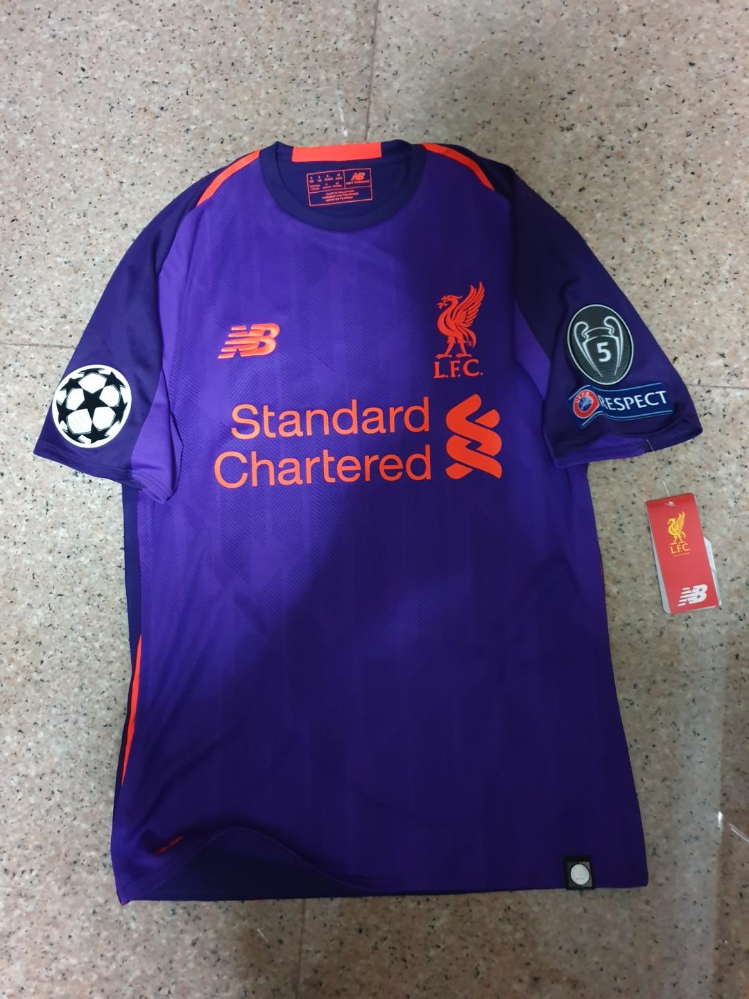 official photos f0433 00383 Liverpool Elite player issue 18/19 Super rare!, Sports ...