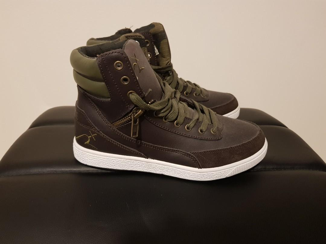 Size On Mens Carousell Salute Sneaker Hightop Rocawear 9 knP8O0wX