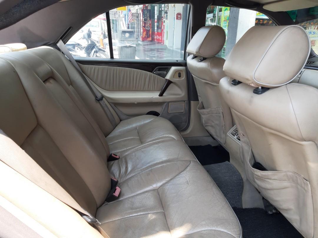 MercedesBenz WDB210  E230 One VIP Owner Buy N Drive  Area Ipoh Perak rm9999 Call or whatsapp 0172833328