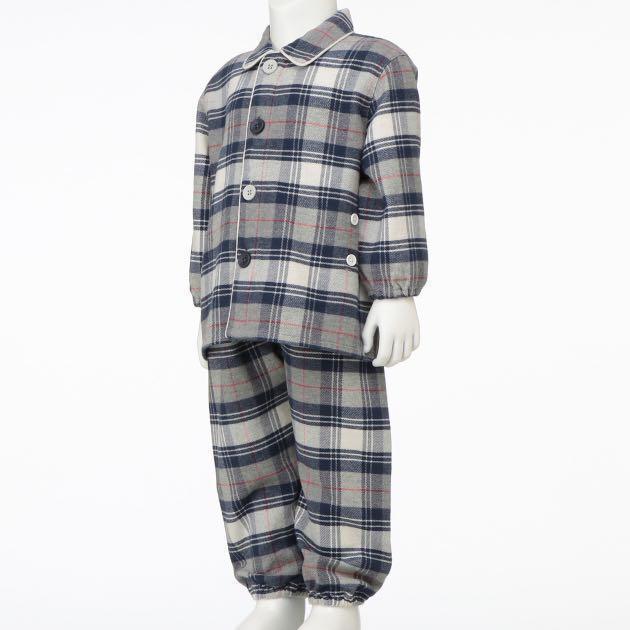Muji Seamless Flannel Pajamas (Kids / Toddlers)